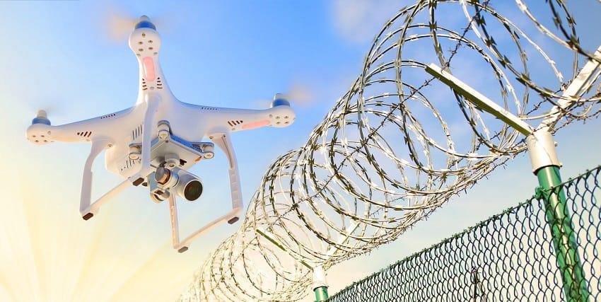 Droni e Sicurezza Penitenziaria