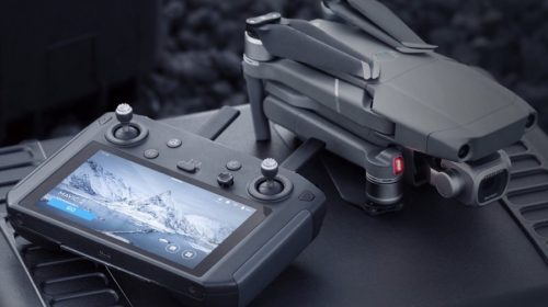 Dji smart controller compatibile con i droni Mavic 2 Enterprise