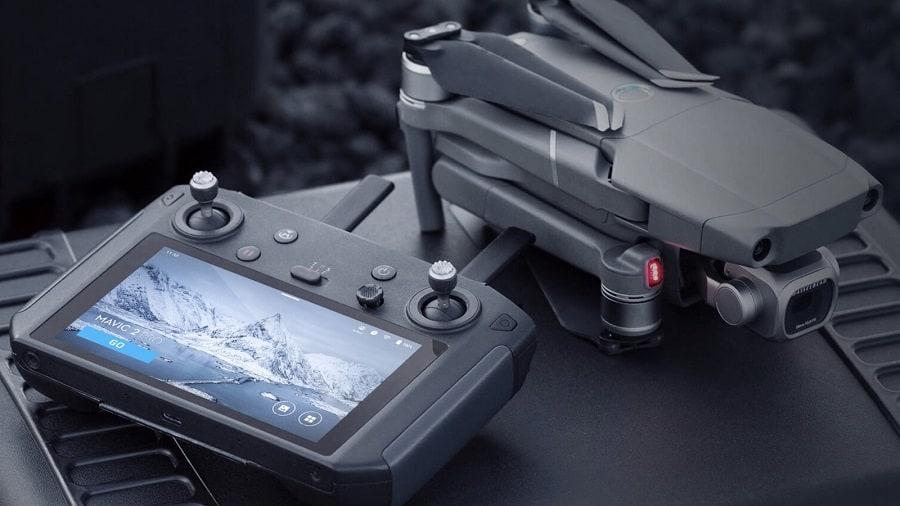 Dji smart controller compatibile con i droni Mavic 2 Enterprise