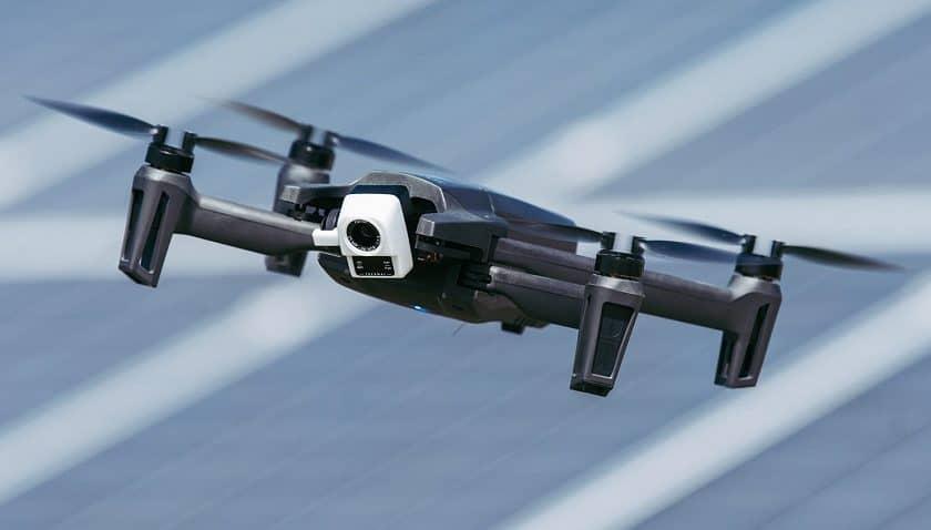 Drone Parrot Anafi Thermal per utilizzi professionali