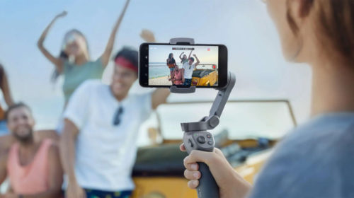 Dji Osmo Mobile 3 stabilizzatore per smartphone