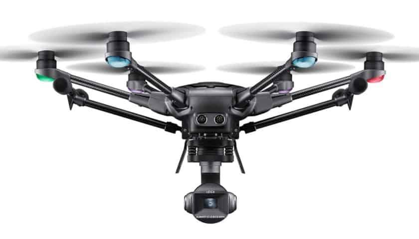 Drone Yuneec Typhoon H3 con camera Leica
