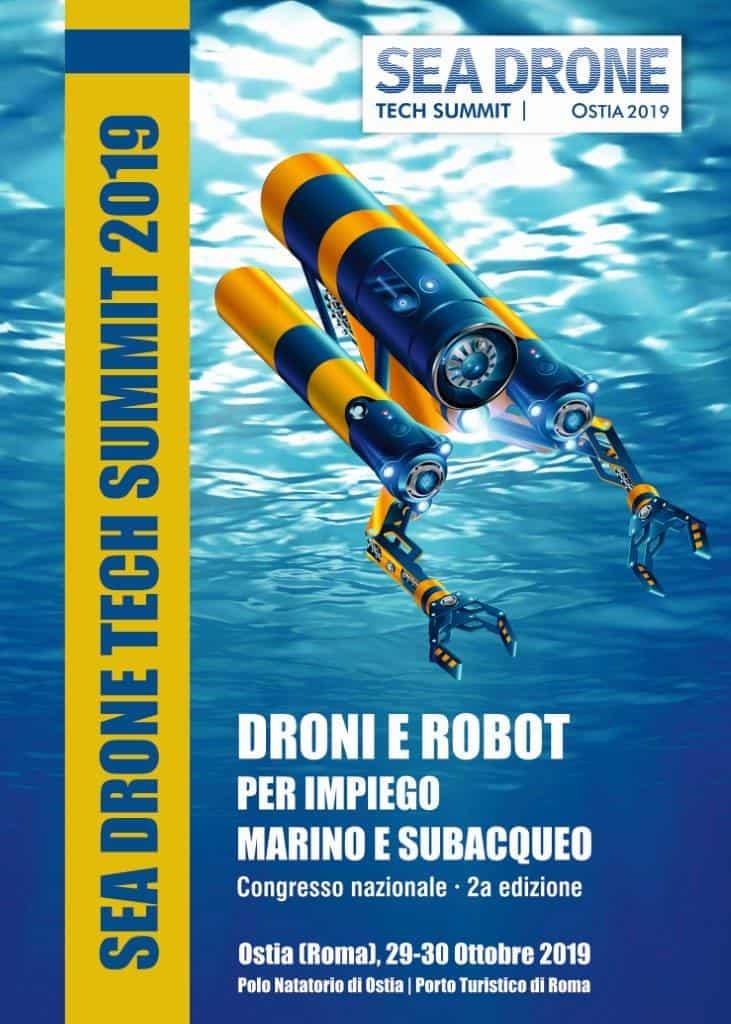 Droni contro le plastiche in mare