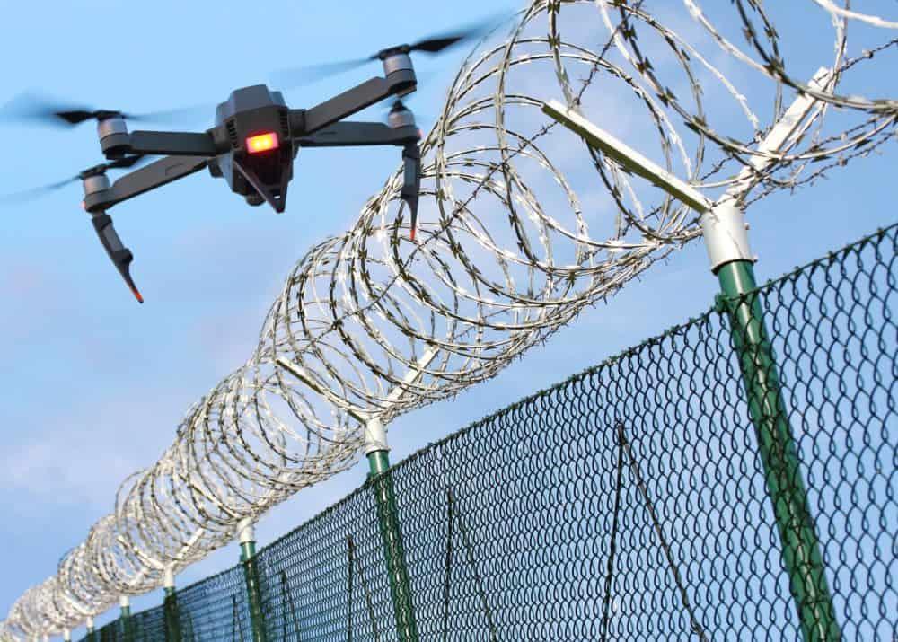 Droni a supporto delle Forze di Polizia