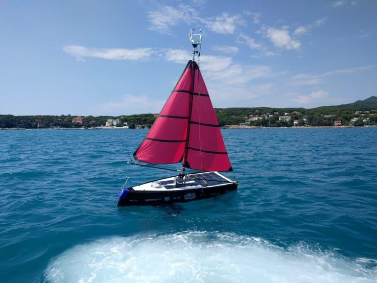 Barca drone