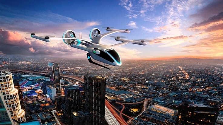 Droni e mobilità urbana