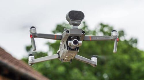 App per identificare i droni in volo