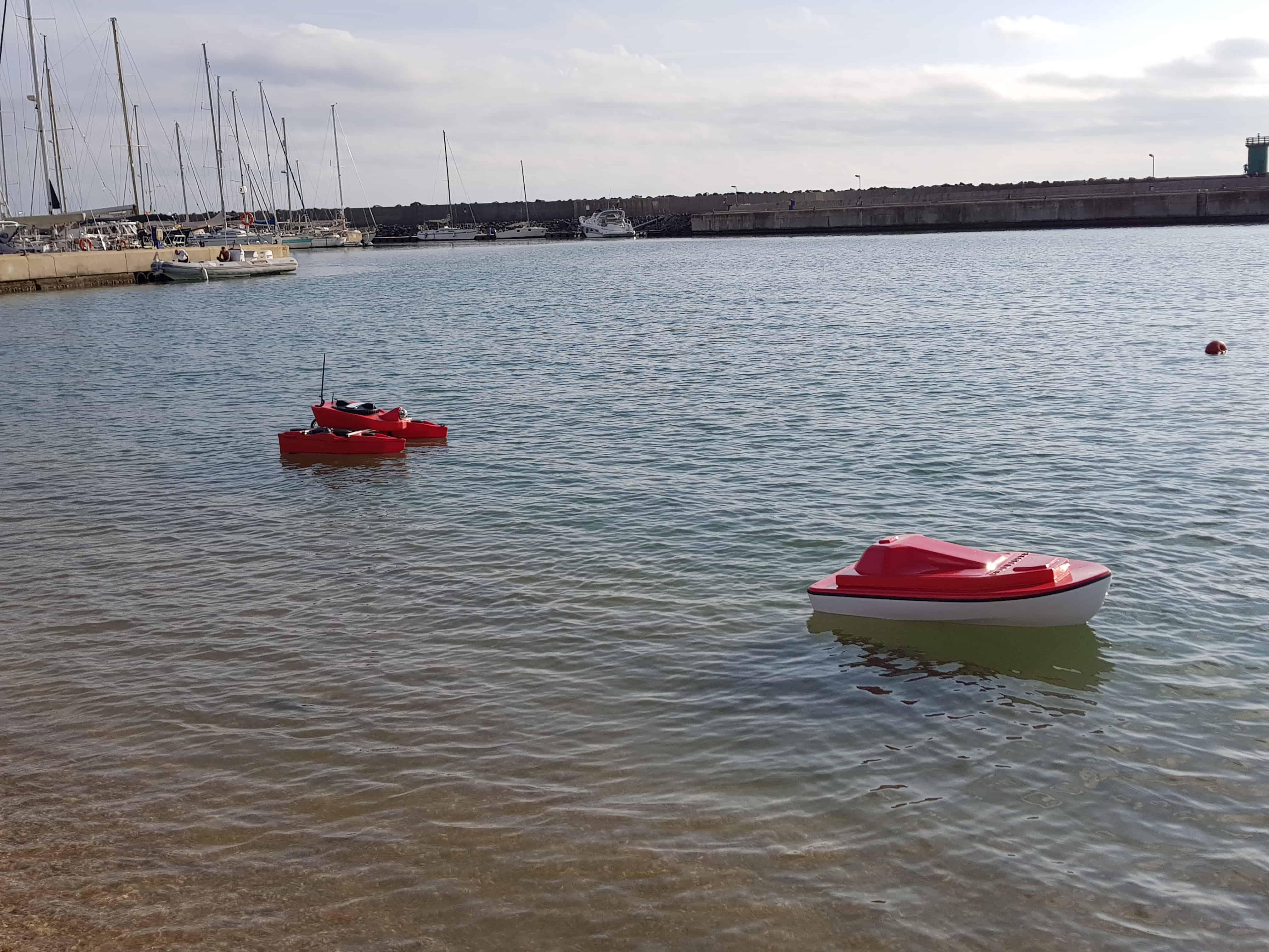 Sea Drone Tech