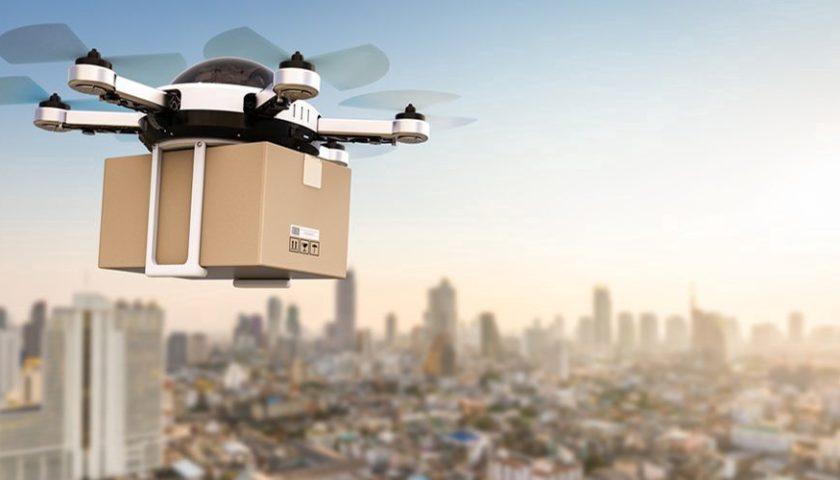 Droni e City Logistics