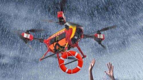 Droni per la tutela del territorio ed emergenze