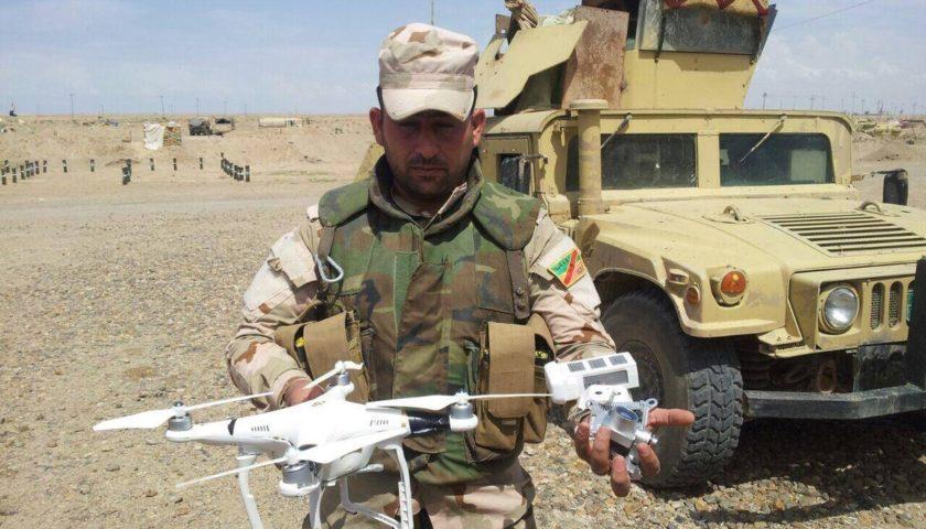 Droni, Sicurezza ed evoluzione della minaccia terroristica