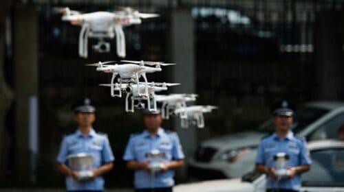 Droni per la Polizia Penitenziaria