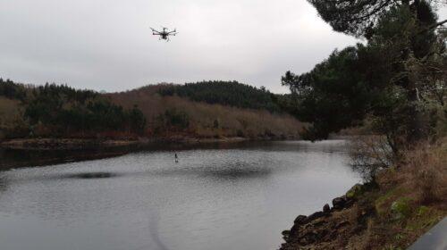 Drone ambientale per la protezione di fiumi e zone costiere