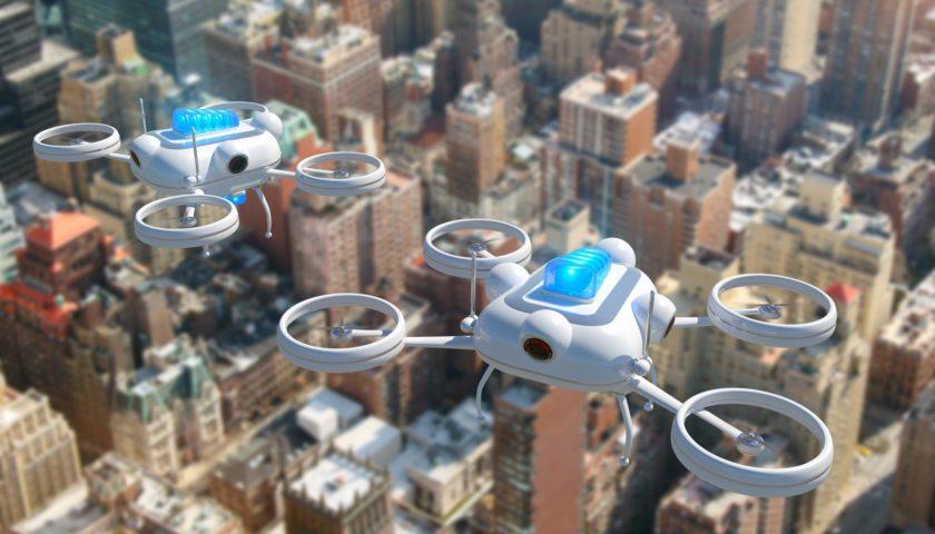 Roma Drone Conference 2020 si svolgerà a Marzo
