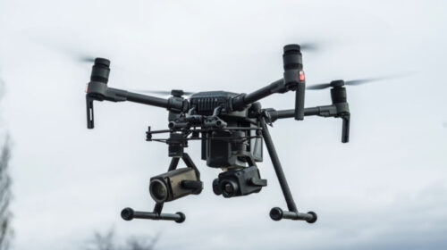 Drone Dji Matrice 300 in arrivo a Febbraio