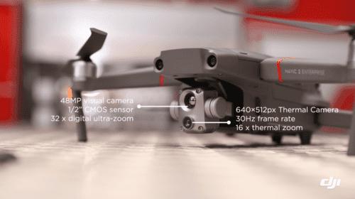 Nuovo Drone Dji Mavic 2 Enterprise Advanced