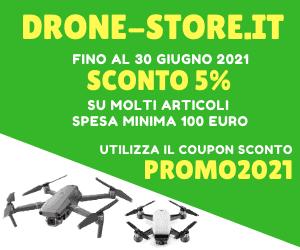 Promozioni Drone Store