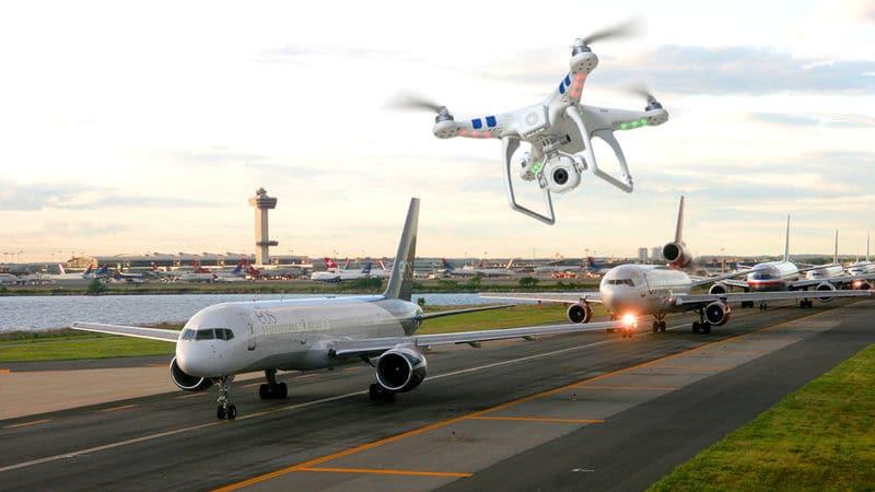 Aeroporti per droni
