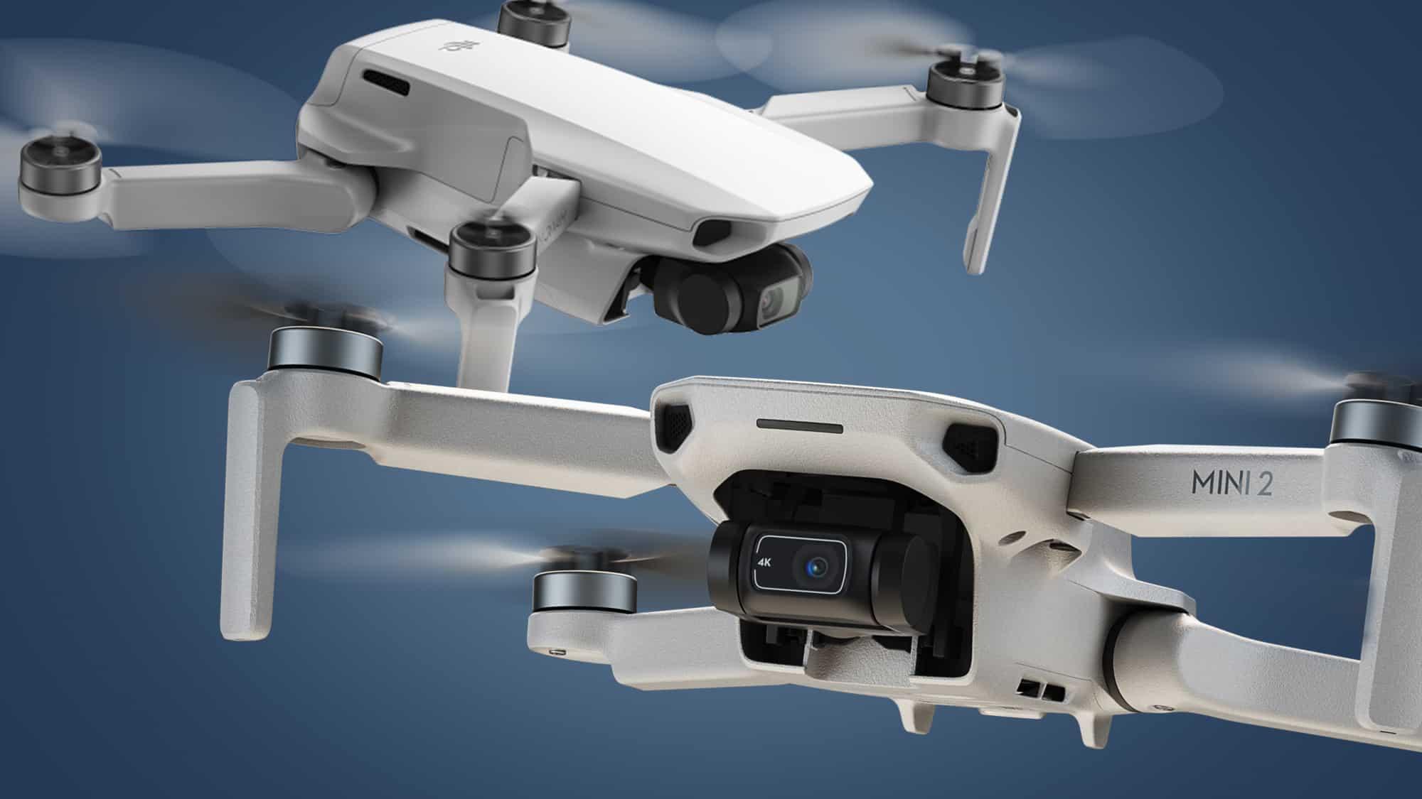 I migliori accessori per il drone Dji Mini 2