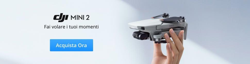 Acquista il drone DJI Mini 2