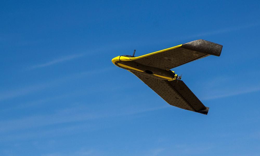 Nuovo drone Sensefly per mappature