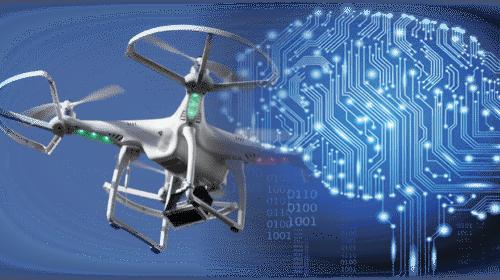 Droni con riconoscimento facciale