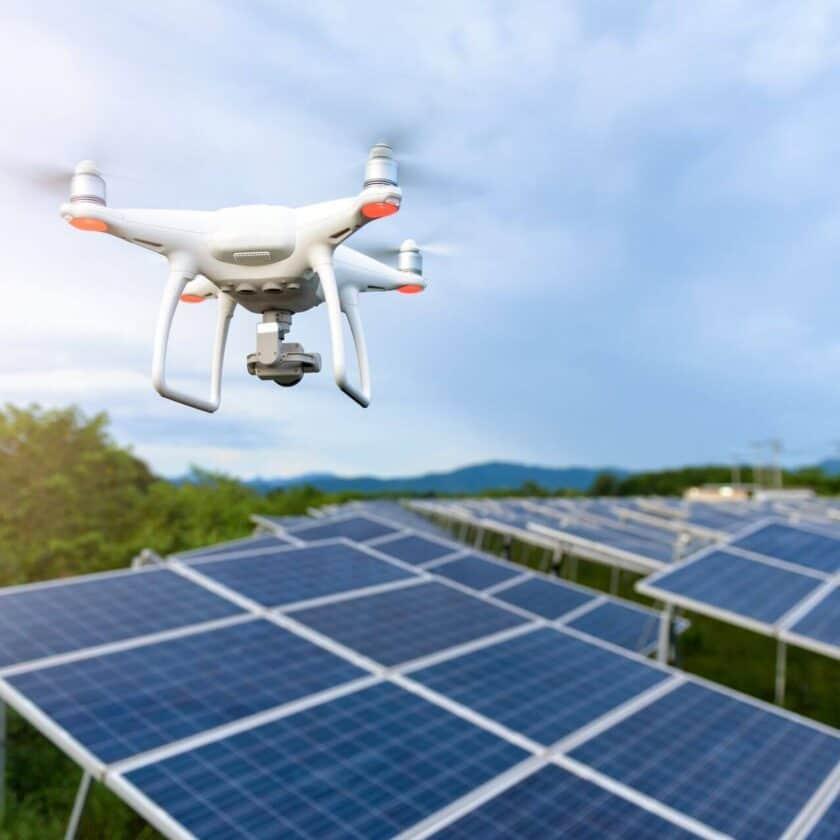 Droni per indagini termiche