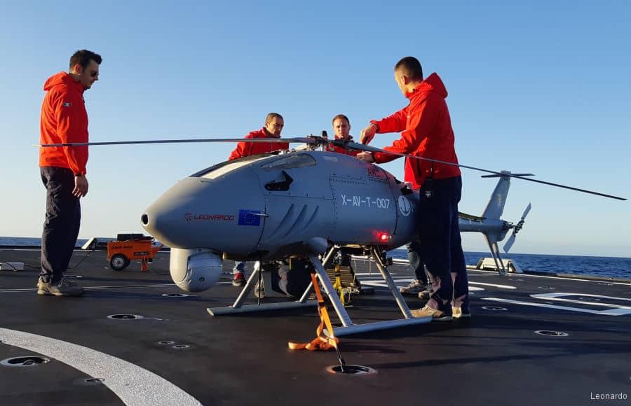 Droni per trasporto merci pesanti