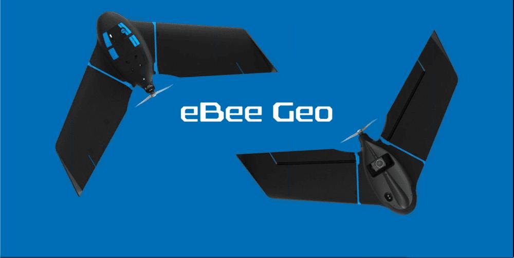 Drone Ebee Geo