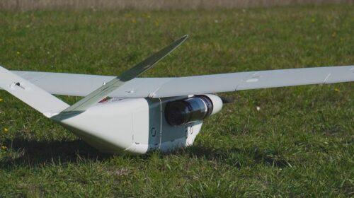 Nuovo drone a idrogeno della Delair