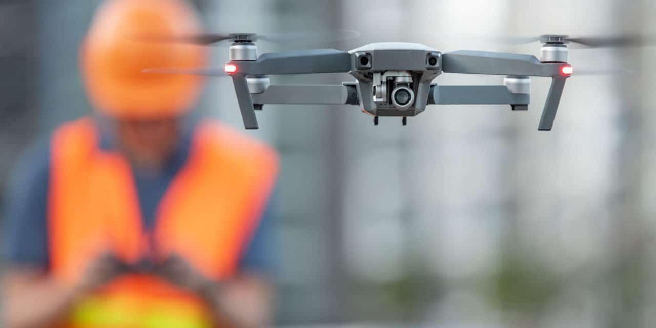 Droni contro l'abbandono dei rifiuti