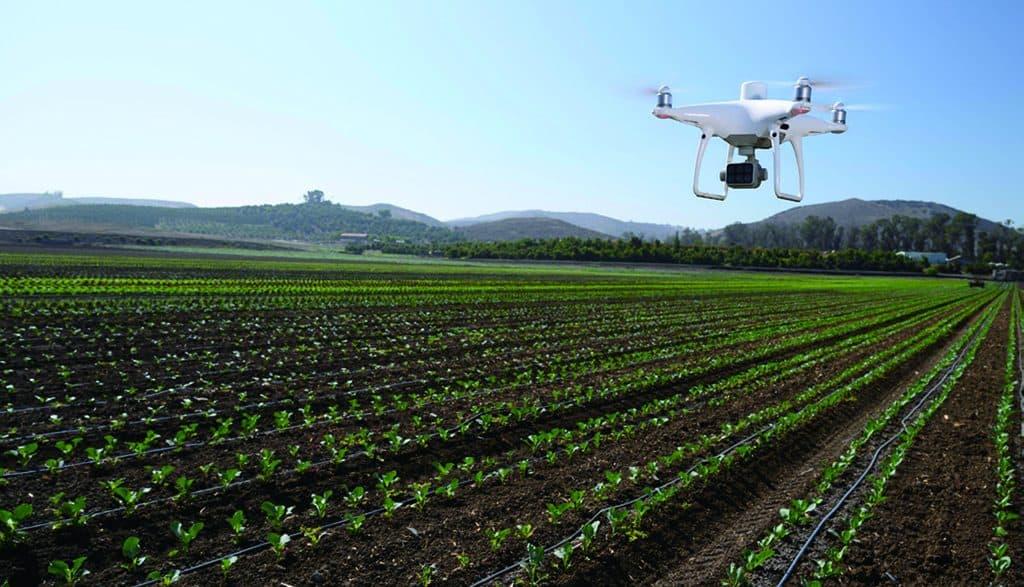 Droni per il monitoraggio ambientale