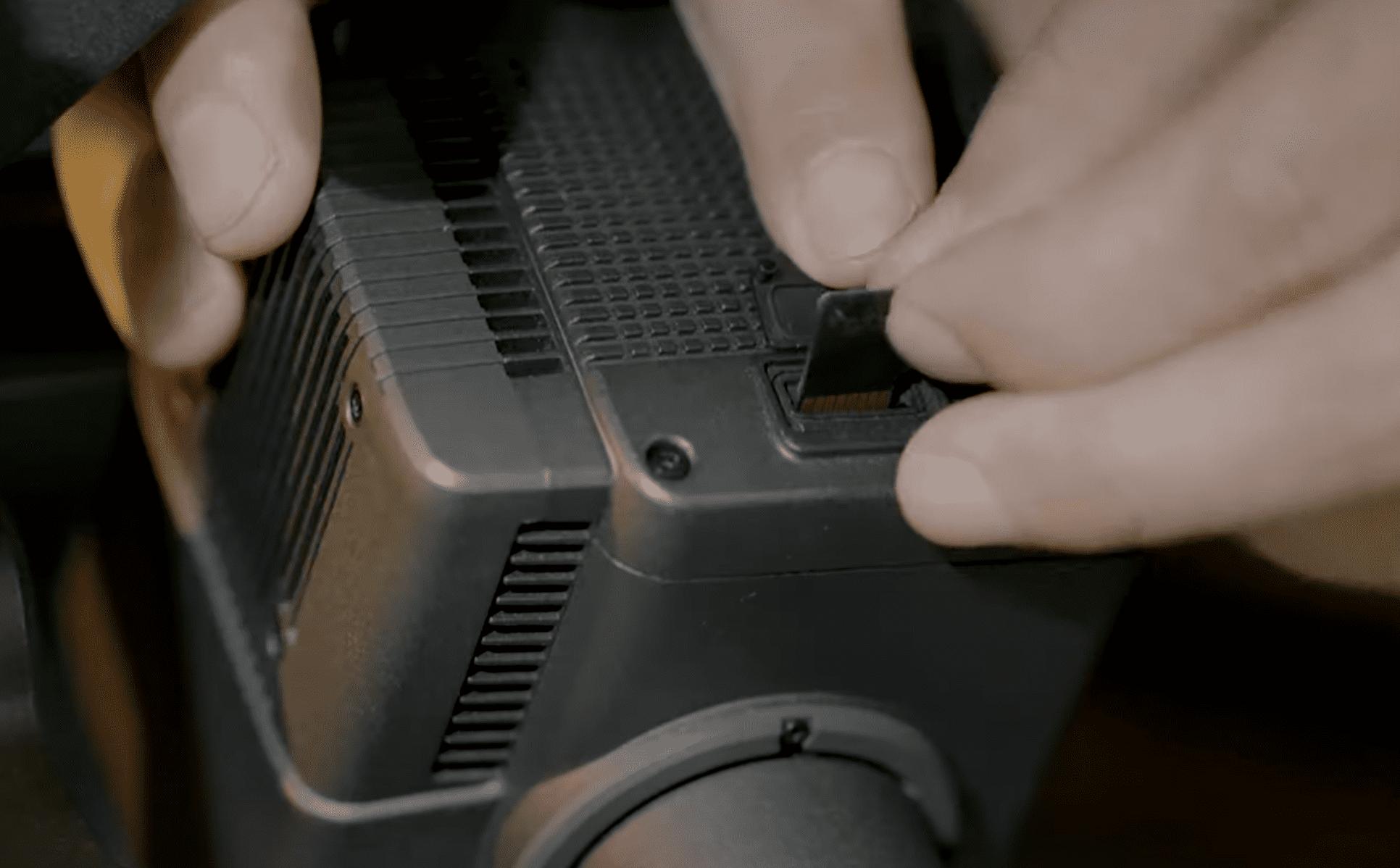 Come aggiornare il firmware del gimbal DJI H20