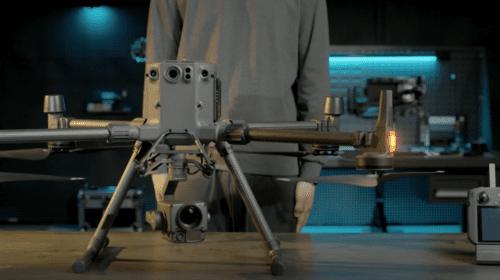 Come attivare il drone Dji Matrice 300 RTK