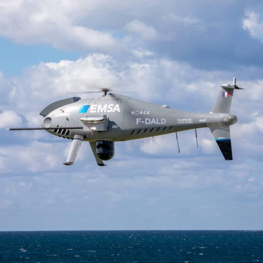 Drone Schiebel