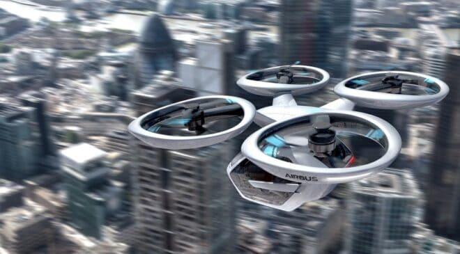 Droni e mobilità