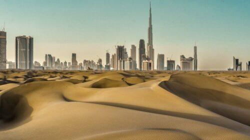 Droni negli Emirati Arabi