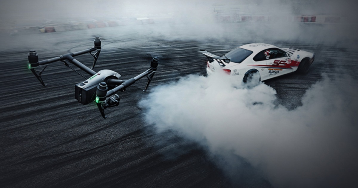 Videoriprese con droni